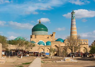 Pahlavon Mahmud Mausoleum, Khiva