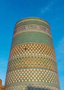 Kalta Minor Minaret, Khiva