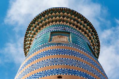 Islom Hoja Minaret, Khiva
