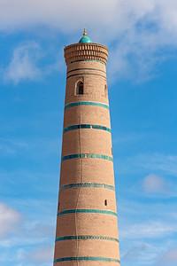Djuma Mosque Minaret, Khiva