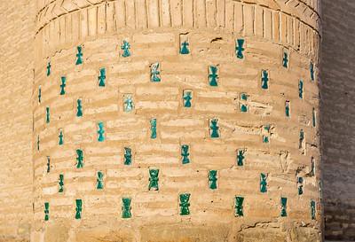 Architectural Detail, Khiva
