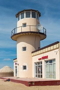 Lighthouse Café, Muynak