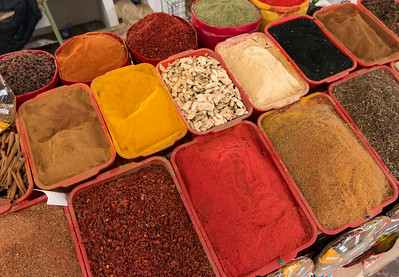 Herbs and Spices, Samarkand