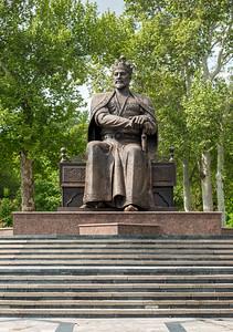 Amir Temur Monument, Samarkand