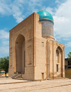 Bibi-Khanym Mausoleum, Samarkand