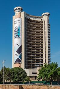 Failed development project, Tashkent
