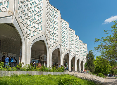 Exhibition Hall Of Academy Of Arts, Tashkent
