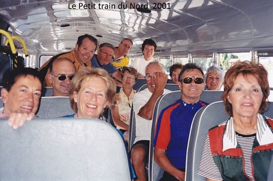 2001 Le petit train du nord