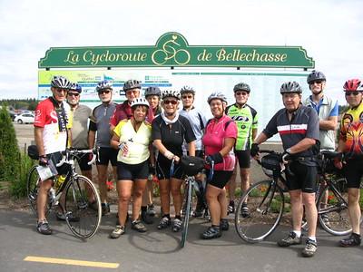 Québec - La Pocatière septembre 2009