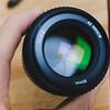 Lente Nikon 50mm F1.4D