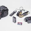 Nikon D800 con Strap + Bateria y Cargador (Originales) + Memoria 64GB + Contro Remoto MC-36A