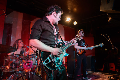 Virgil and the Accelerators @ The 100 Club London 26/05/15