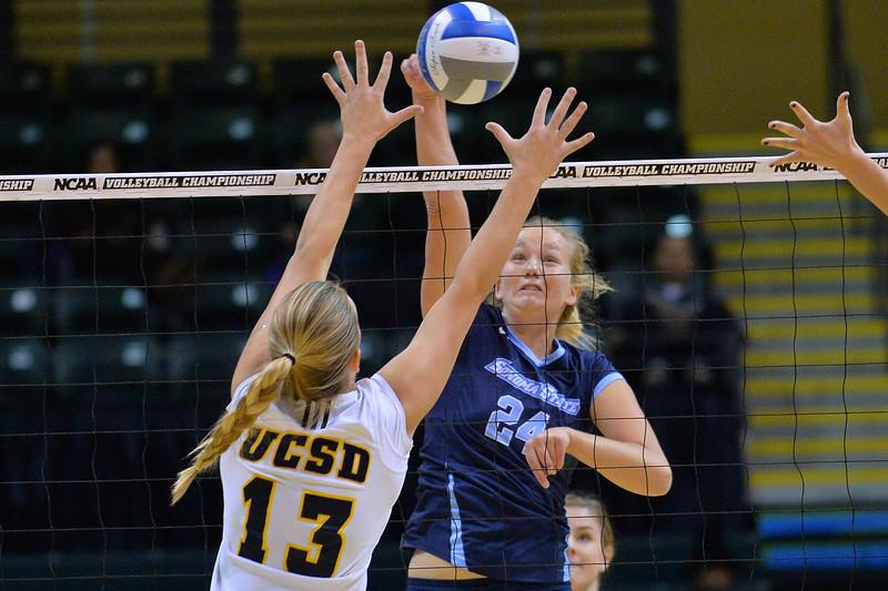 Dec. 4, 2015: No. 3 Sonoma State vs. No. 6 UC San Diego