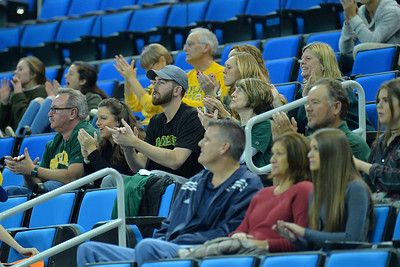 2016 NCAA Volleyball Championship First Round - Baylor vs. San Diego