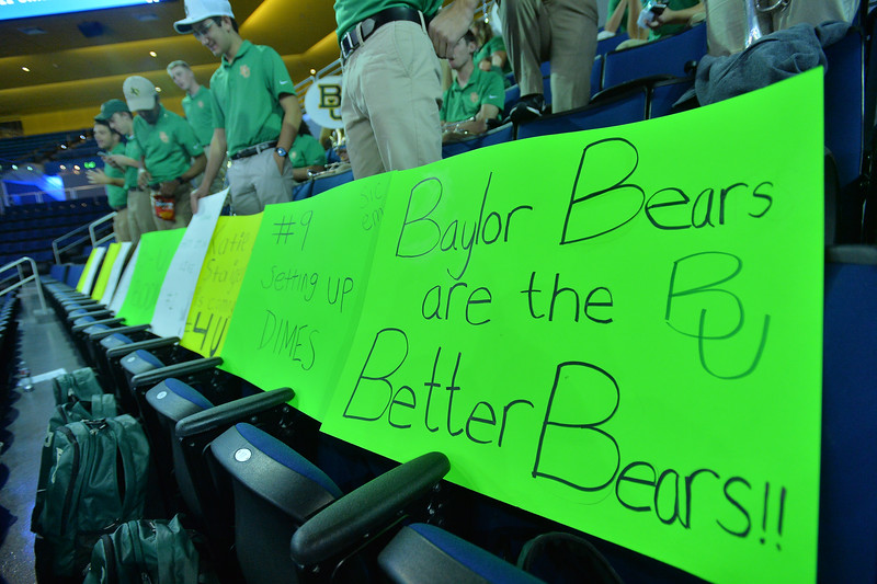 2016 NCAA Volleyball Championship Second Round - Baylor vs. No. 10 UCLA
