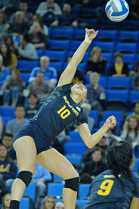 2016 NCAA Volleyball Championship First Round - Murray State vs. No. 10 UCLA