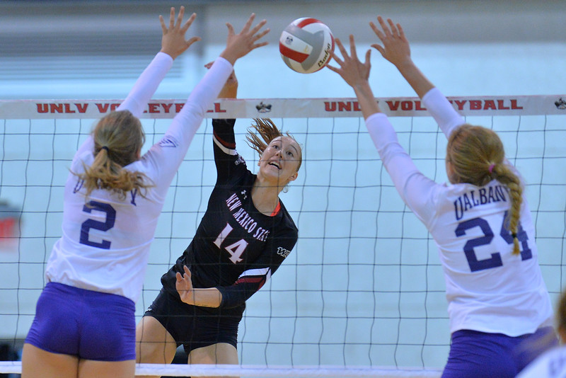 New Mexico State vs. Albany