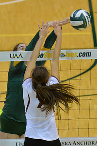 UAA vs. Seattle Pacific