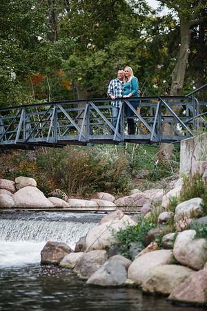 Belvidere Park Engagement