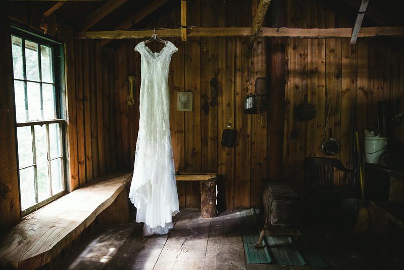 Wedding Dress Detail Shots