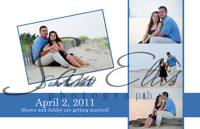 Save the Date Card 2