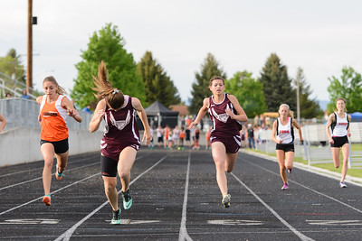District V 2A Track Meet 2015-7
