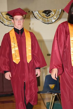 2011 Wildfire Graduation