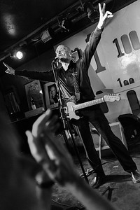 Wilko Johnson @ The 100 Club 07/07/15