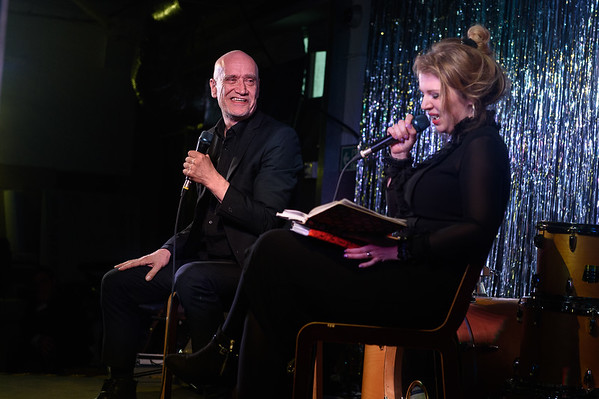 Wilko Johnson 'Don't You Leave Me Here' book launch: Rough Trade East 2nd June 2016