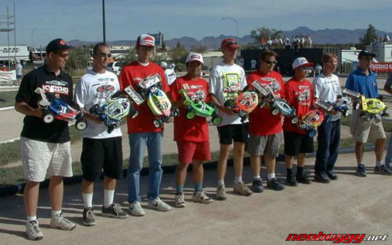 2000 IFMAR World Championships - Las Vegas, Nevada, USA