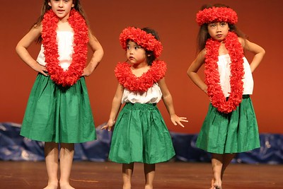2004-11-21 Abbie's Hula Recital