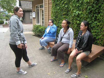 2010-06-04 Sonoma Girls Outing