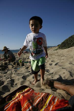 2010-09-25 Beach Day