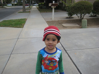 2010-10-05 Brandon at the Park