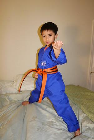 2015-01-05 Orange One Belt