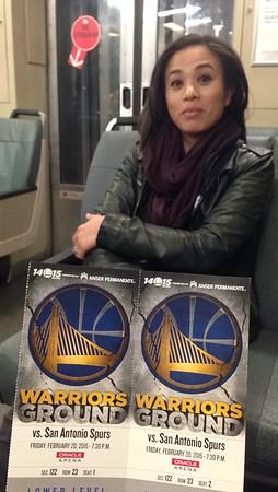 2015-02-20 Warriors Game