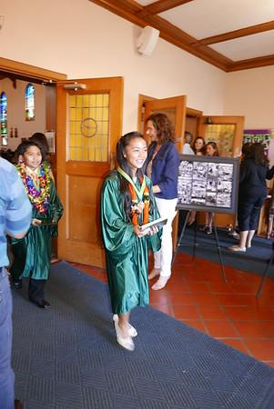 2015-06-04 Abi 8th Grade Graduation