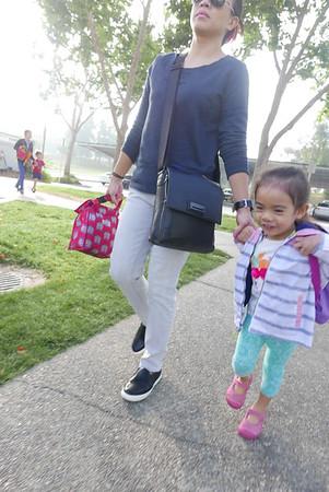 2015-08-25 Zaeda 1st day Preschool