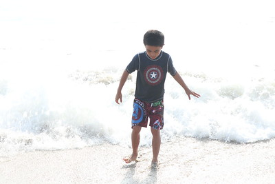 2017-09-02 Venice Beach Half Moon Bay