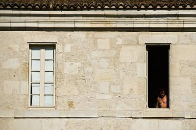 La fenêtre étroite