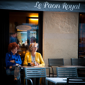 Le Paon Royal