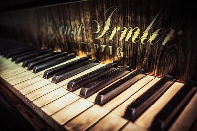 Keyboard from Leipzig