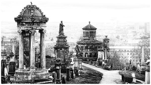 The Glasgow Necropolis (4 and last)