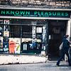 Unknown pleasures in Edinburgh