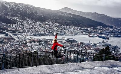 Begeistring i Bergen