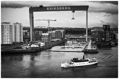 Eriksberg - Göteborg in 2012