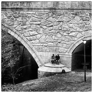 Rendez-vous sous le pont
