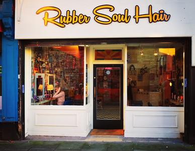 Rubber Soul Hair