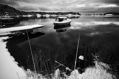 Winter mooring