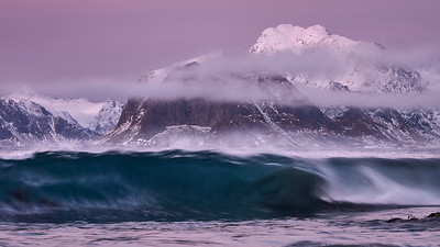 Capturing the wave